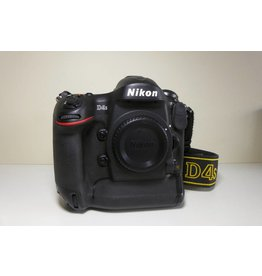 Nikon 2dehands Nikon D4s body