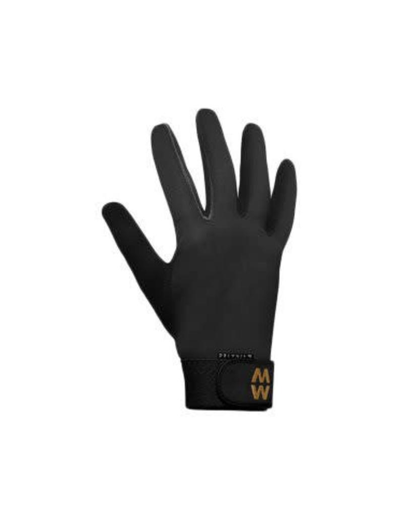 Climatec Climatec Long Photo Gloves Black 8.5cm