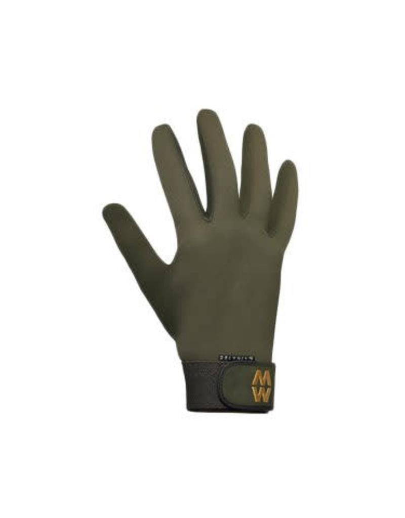 Climatec Climatec Long Photo Gloves Green 7.5cm