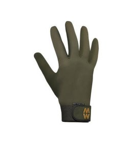 Climatec Climatec Long Photo Gloves Green 8cm