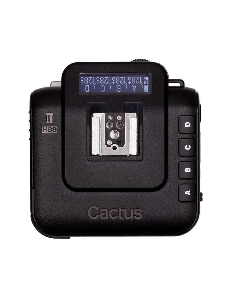 Cactus CACTUS V6 II Flash transceiver