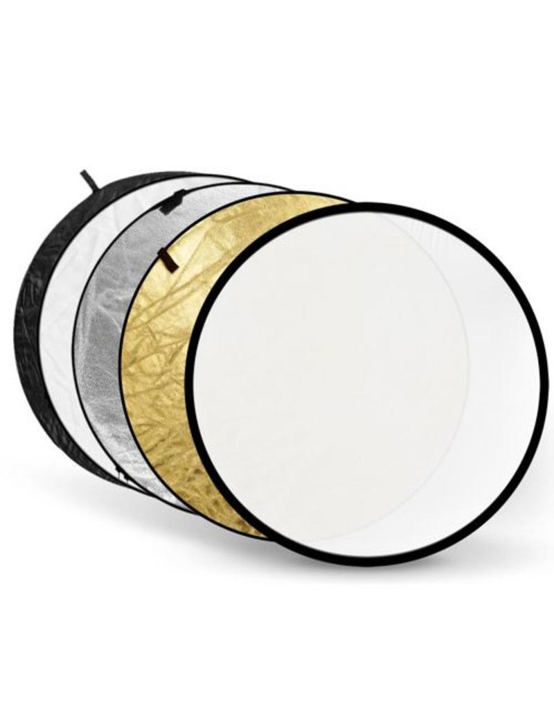Godox Godox 5-in-1 Gold, Silver, Black, White, Translucent 110cm
