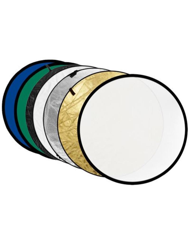 Godox Godox 7-in-1 Gold, Silver, Black, White, Translucent, Blue, Green 80cm