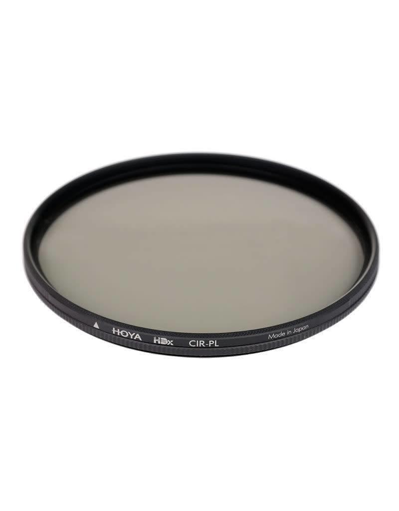 Hoya Hoya 58.0mm HDX Circulair Polarisatie