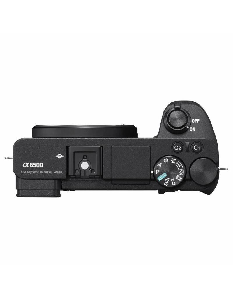 Sony Sony A6500 + E PZ 18-105 f/4 G OSS