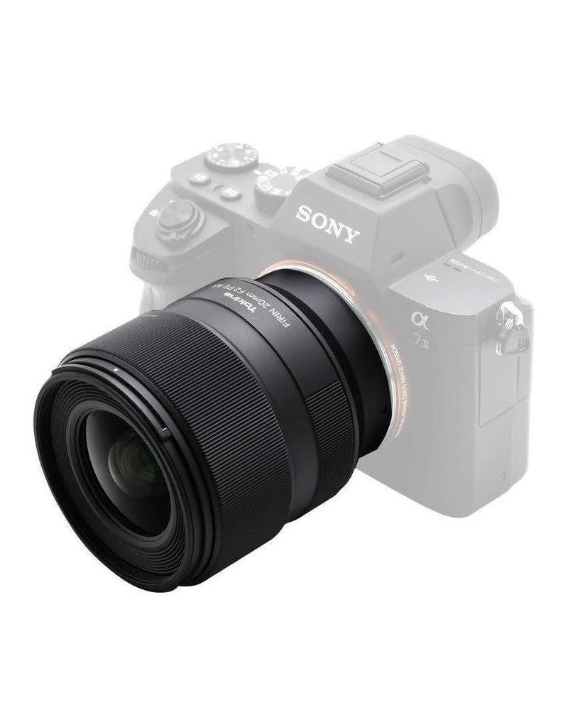 Tokina Tokina Firin 20mm f/2 FE AF Sony