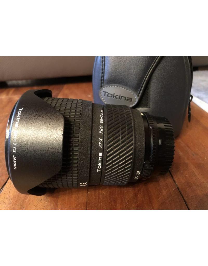 Tokina 2dehands Tokina AT-X PRO 28-70 2.8
