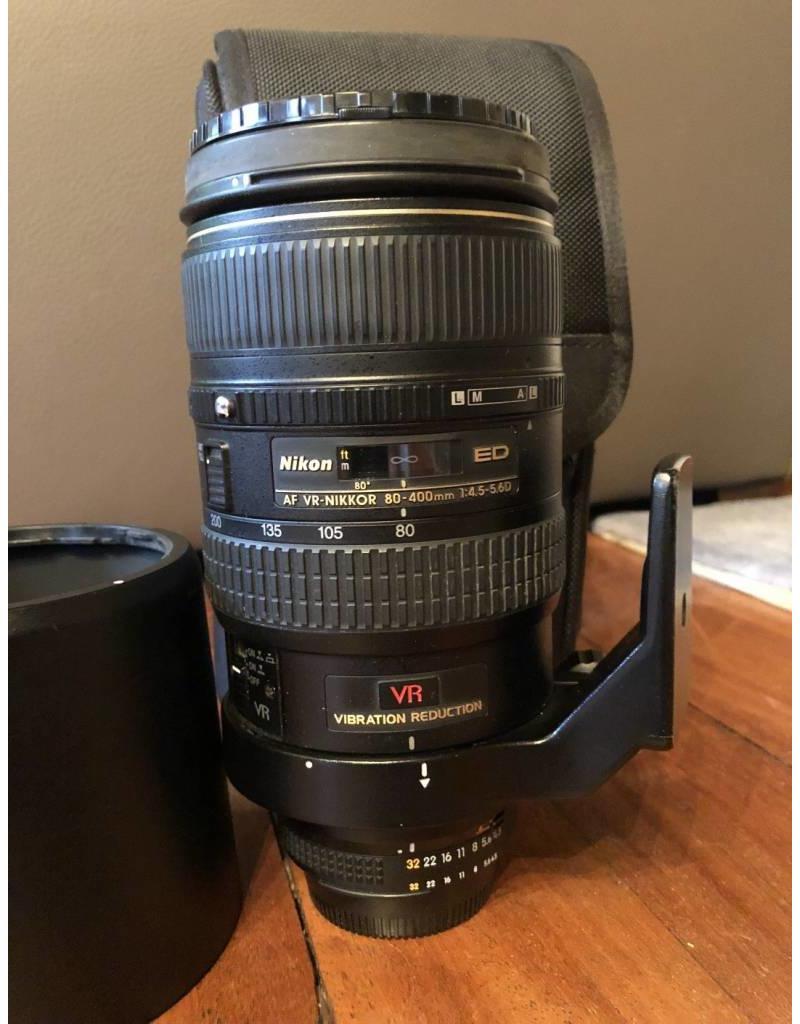 Nikon 2dehands Nikon AF 80-400 4.5-5.6D VR