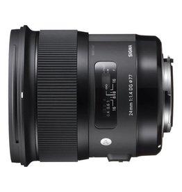Sigma Sigma 24mm F1.4 DG HSM Art Nikon