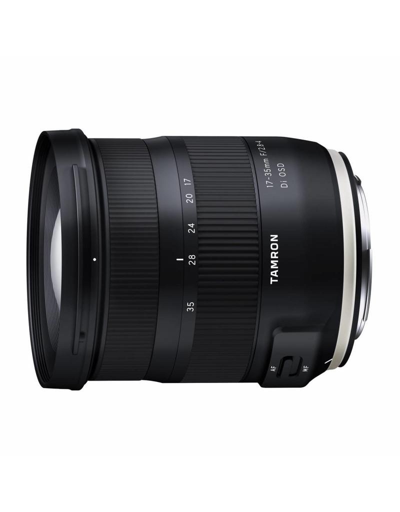 Tamron Tamron 17-35mm f/2.8-4.0 Di OSD Canon