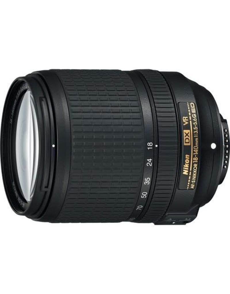 Nikon Nikon AF-S DX 18-140mm /F3.5-5.6G ED VR