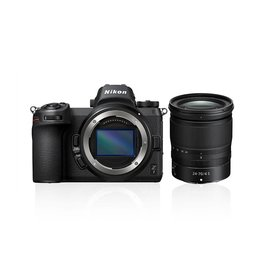Nikon Nikon Z7 + 24-70mm f4 KIT + GRATIS XQD64GB