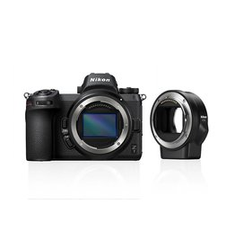 Nikon Nikon Z7 + FTZ Adapter KIT + GRATIS XQD64GB