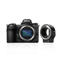 Nikon Nikon Z6 + FTZ Adapter KIT + GRATIS XQD64GB