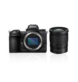Nikon PREORDER Nikon Z6 + 24-70mm f4 KIT + GRATIS XQD64GB