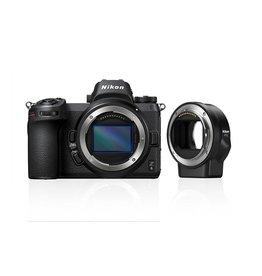 Nikon PREORDER Nikon Z6 + FTZ Adapter KIT + GRATIS XQD64GB