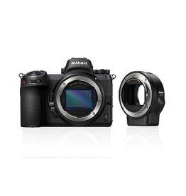 Nikon PREORDER Nikon Z7 + FTZ Adapter KIT + GRATIS XQD64GB