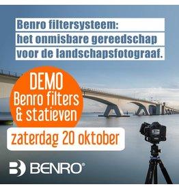 Benro Workshop Steve De Waele - Zat 20/10