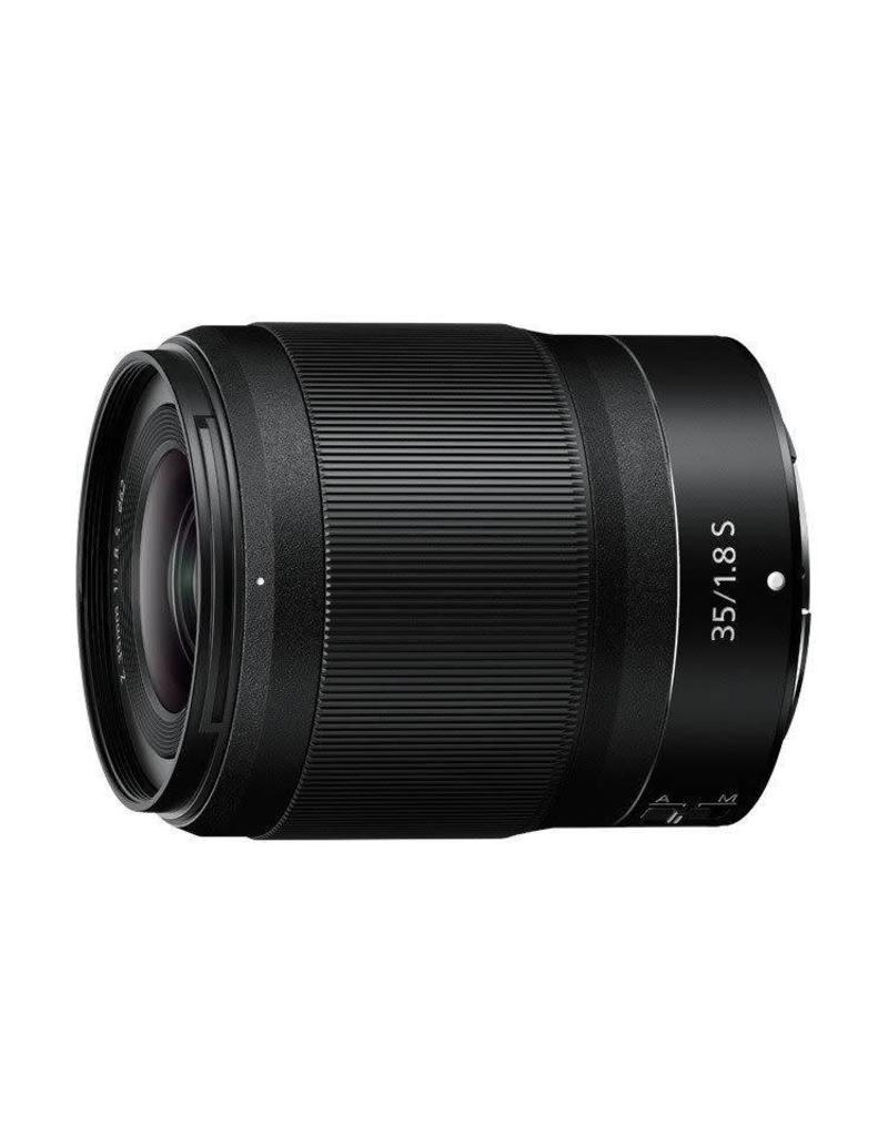 Nikon Nikon Z 35mm f1.8 S