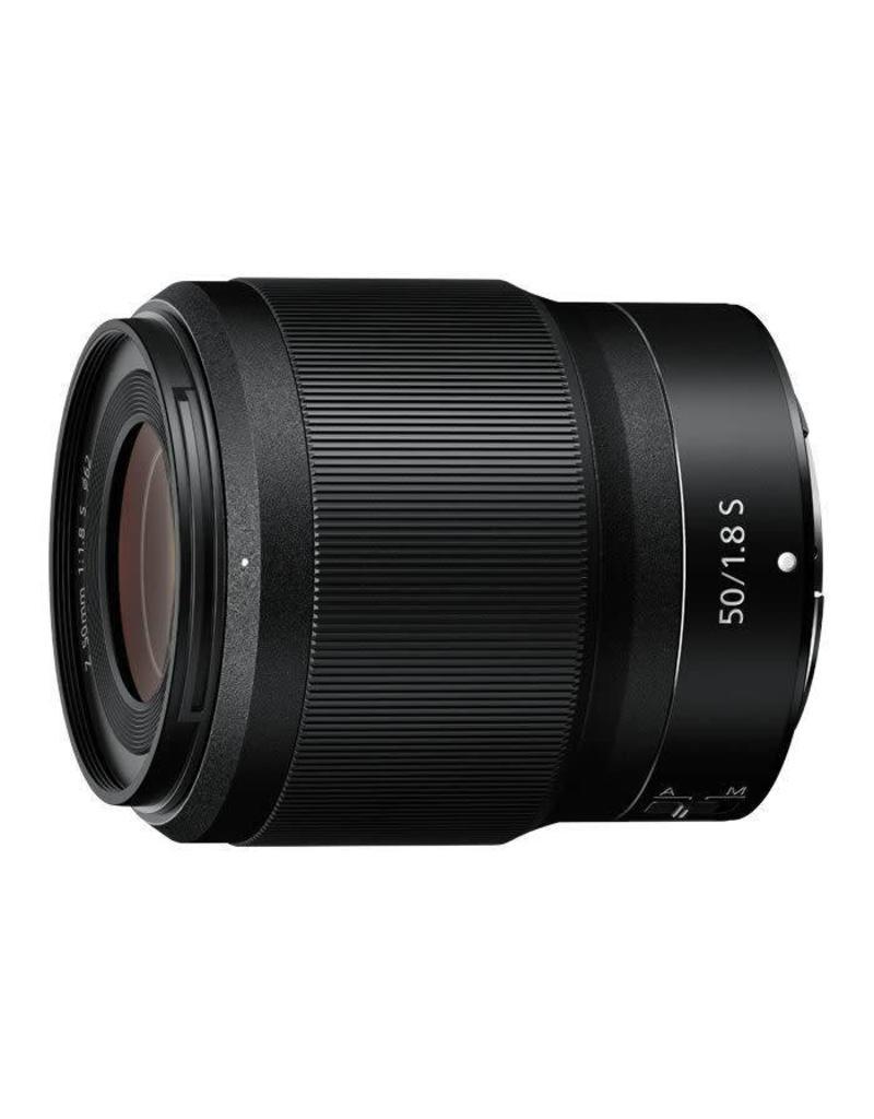 Nikon Nikon Z 50mm f1.8 S