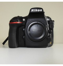 Nikon 2dehands Nikon D810 body