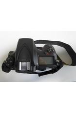 Nikon 2dehands Nikon D810 body