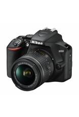 Nikon Nikon D3500 + AF-P 18-55 VR