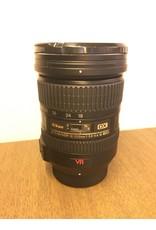 Nikon 2dehands Nikon AF-S DX 18-200 VR f/3.5-5.6 incl. Hoya filter