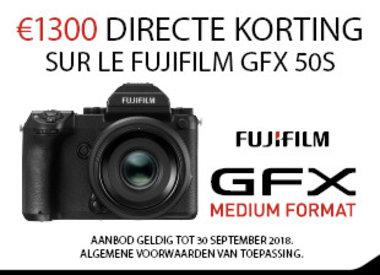 Fuji GFX PROMO