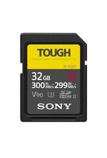Sony Sony ProSD Tough - 32GB UHS-II R300 W299 - V90