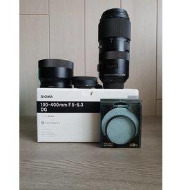 Sigma 2dehands Sigma 100-400 5-6.3 DG (Nikon)