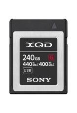 Sony Sony XQD High Speed 240GB R440 W400