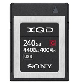 Sony Sony XQD High Speed 240GB R440 W400