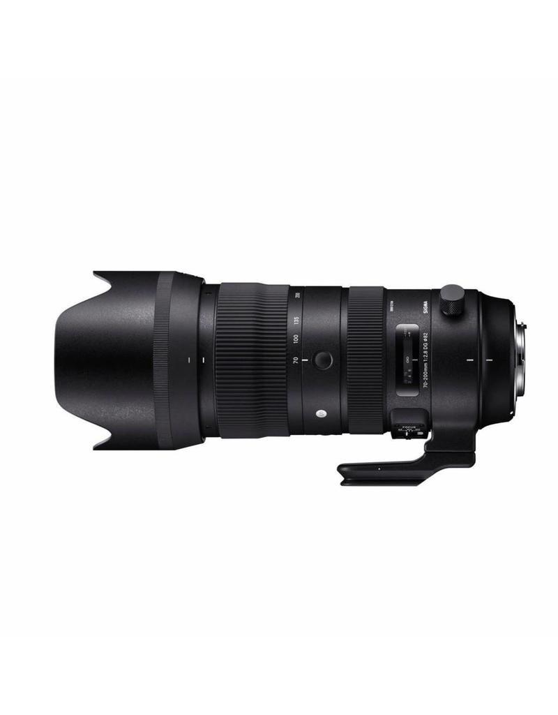 Sigma Sigma 70-200mm f/2.8 DG OS HSM Sports Nikon