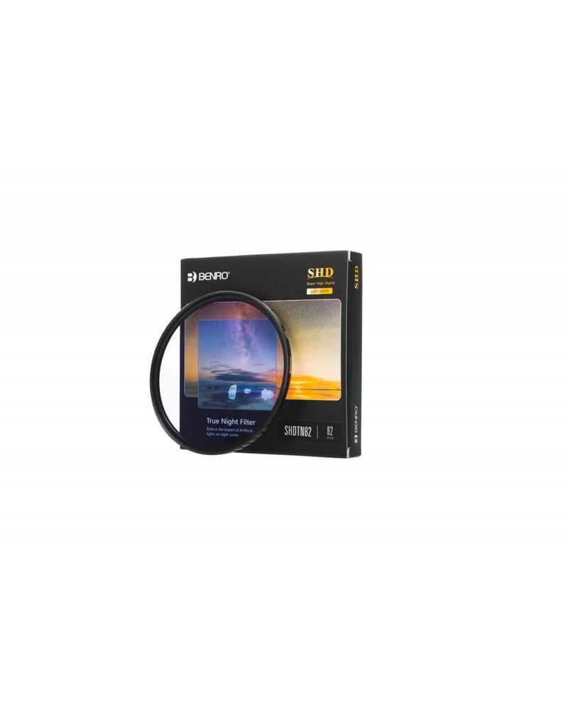 Benro Benro Filter SHD True Night ULCA WMC 82mm