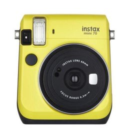 Fuji Fuji Instax Mini 70 Canary Yellow