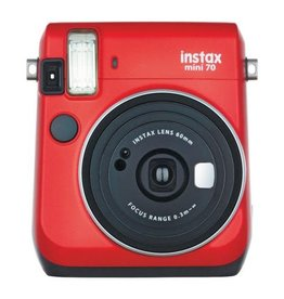 Fuji Fuji Instax Mini 70 Red