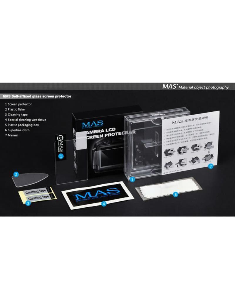 MAS MAS Screen Protector Sony A7II/7RII/7SII/RX100