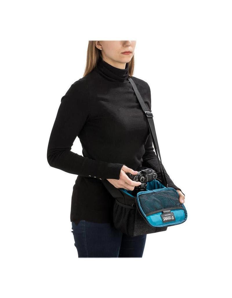 Tenba Tenba Skyline 8 Shoulder Bag - Black - 637-611
