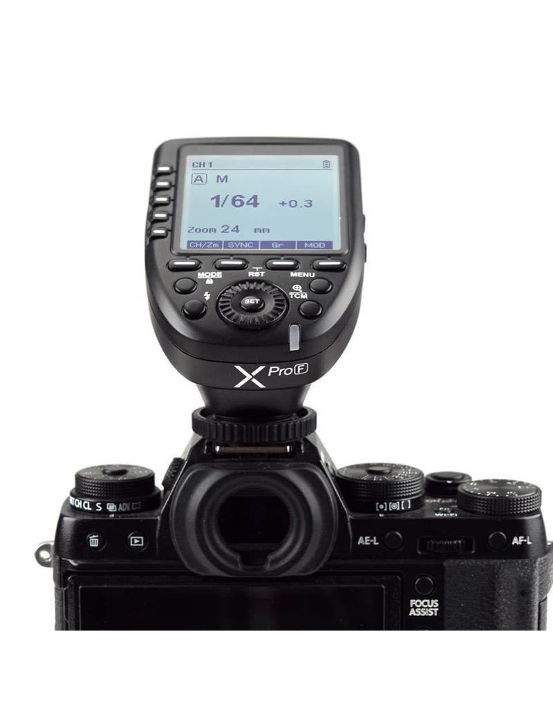 Godox Godox X PRO-F transmitter voor Fuji