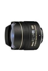 Nikon 2dehands Nikon 10.5mm Fisheye 2.8G ED