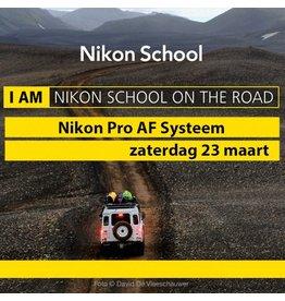 "Nikon School ""AF Pro camera's"" 230319"
