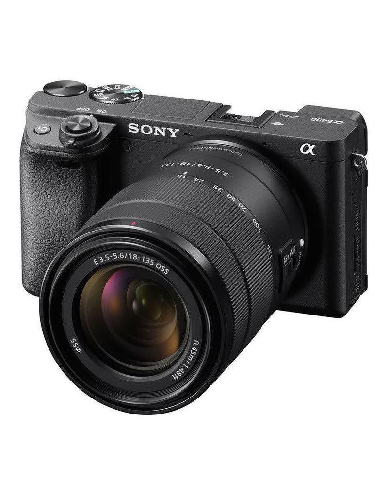 Sony Sony A6400 + 18-135