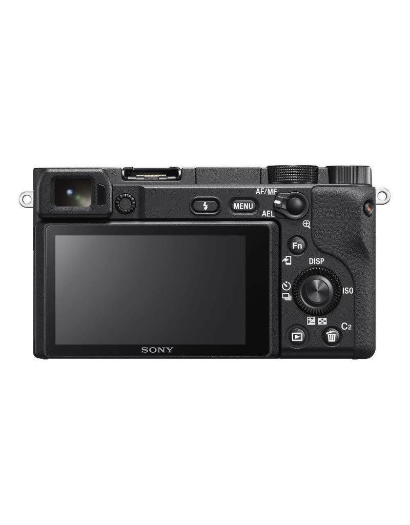 Sony Sony A6400 + 16-50