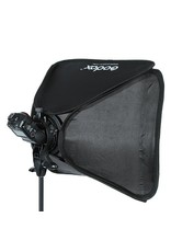 Godox Godox S-type Bracket Bowens + Softbox 60x60cm