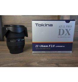 Tokina 2dehands Tokina 11-16 2.8
