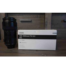 Sigma 2dehands Sigma 100-400 (Nikon)