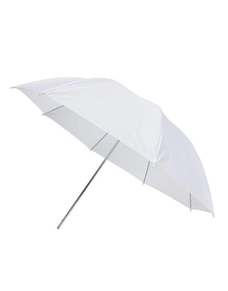 Caruba Caruba Paraplu Translucent Wit 80cm