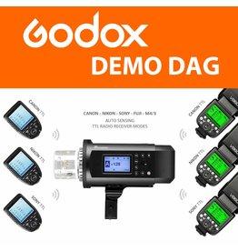 Godox Godox Demo Dag - Zat 23/2, 10-13u