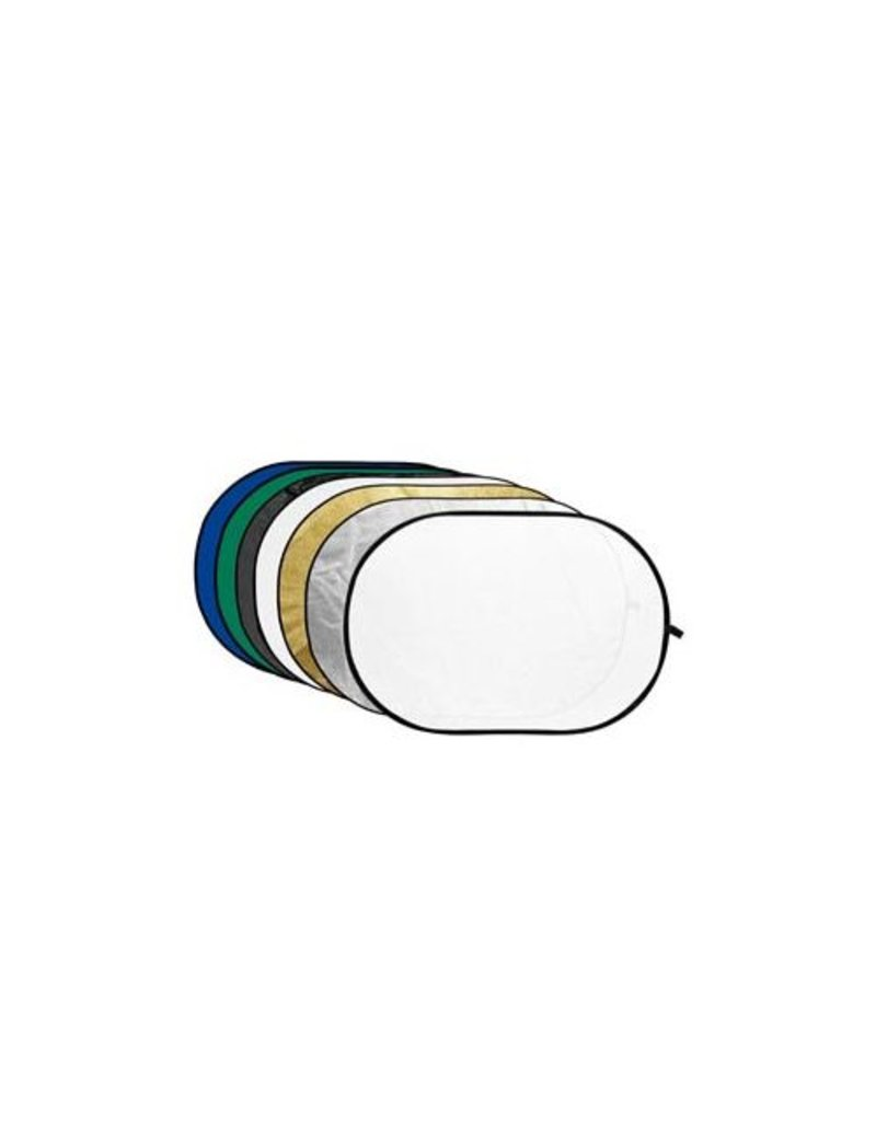 Godox Godox 7-in-1 Gold, Silver, Black, White, Translucent, Blue, Green 100x150cm